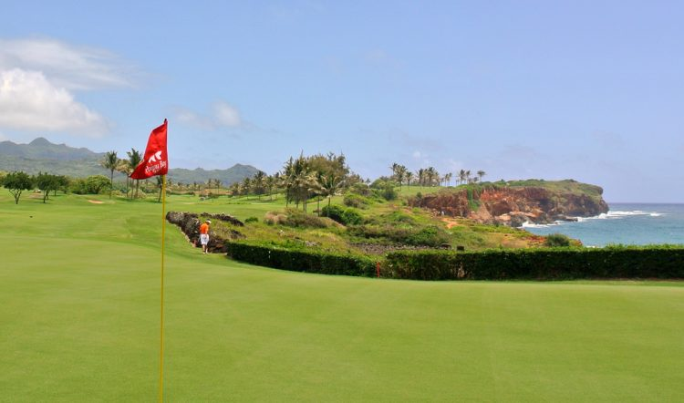 Poipu Bay Resort G.C. #16